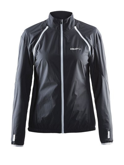 CRAFT Path Convert Lady Jacket Black Platinum