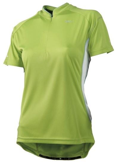 AGU Vista Lady Shirt KM Green