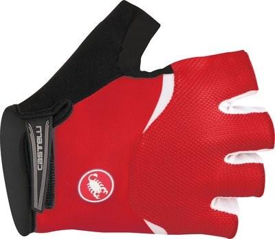 CASTELLI Arenberg Gel Glove Red White