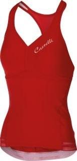 CASTELLI Bellissima Cristallo Wonder Top Red
