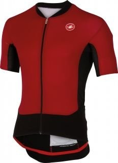 CASTELLI RS Superleggera Jersey SS Ruby Red