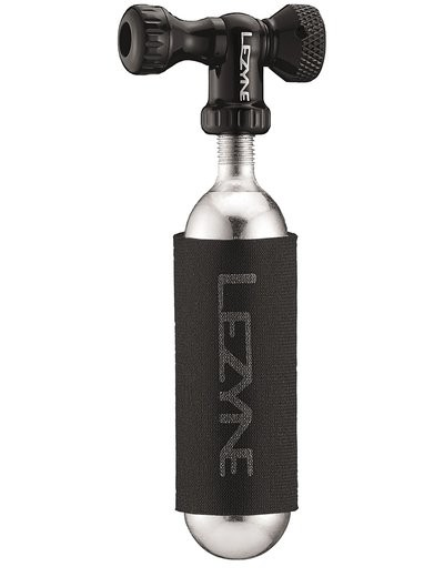LEZYNE Control Drive Co2 Pomp Black (25g)
