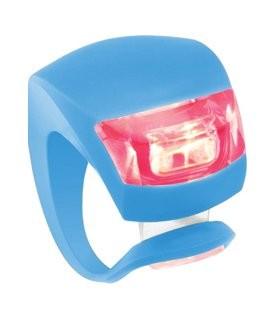 BEETLE achter 2 LED LIGHT BLUE