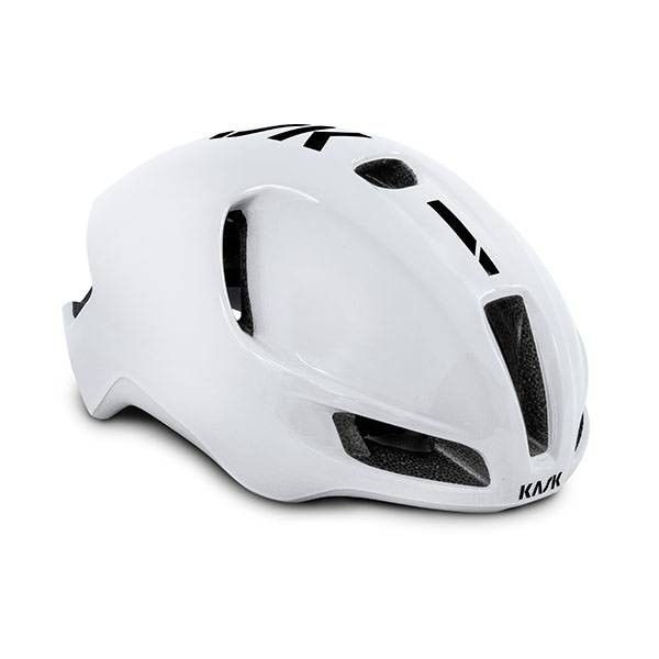 Kask utopia fietshelm wit zwart