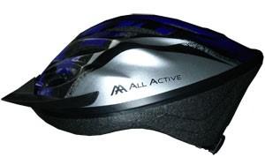 Helm mod 015 Blue/Grey