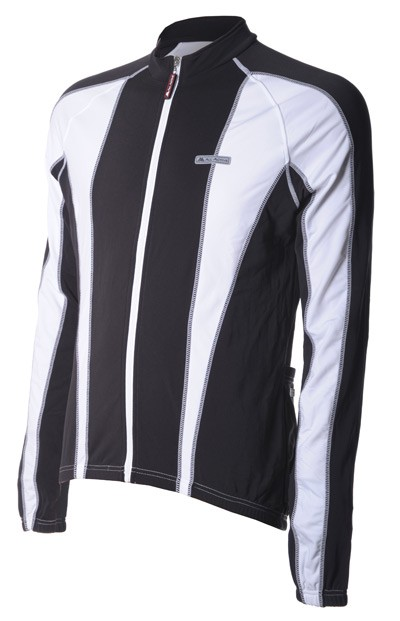 Pescara Vest White/Black *