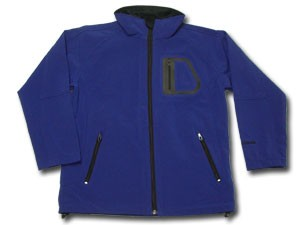 Softshell Kind Navy