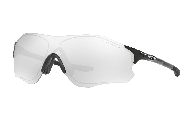 985f178755efa3 Oakley fietsbril EVZero path polished zwart - clear black photochromic