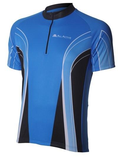 Ravenna Shirt KM Blue
