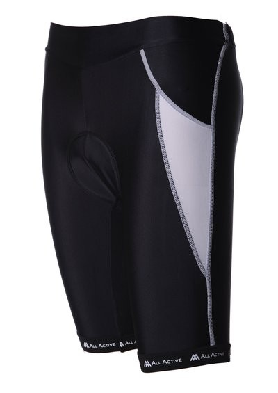 Siena Lady Broek Black/White