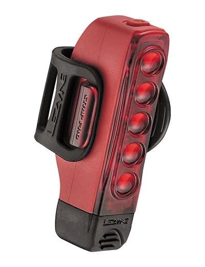 LEZYNE Strip Drive Pro Rear Red