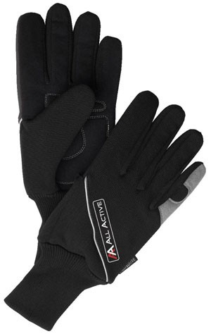 Winterhandschoen Black