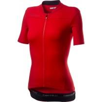Castelli Anima 3 Jersey - Red/Black