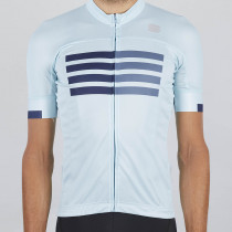 Sportful Wire Jersey - Blue Sky Blue Blue Sea