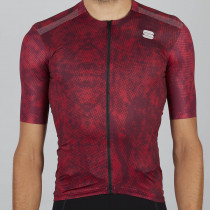 Sportful Escape Supergiara Jersey - Red Wine