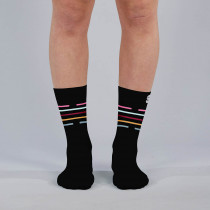 Sportful Vélodrome W Socks - Black Multicolor