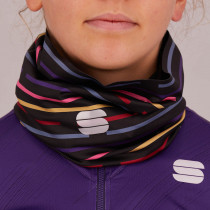 Sportful Vélodrome W Neckwarmer - Black Multicolor