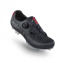 Suplest Edge Sport Crosscountry  Fietsschoen Black/Silver