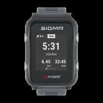 Sigma iD.Free sportcomputer grijs