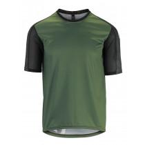 Assos Trail Ss Jersey - Mugo Green