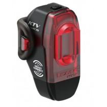 Lezyne KTV Pro Smart Achterlicht Zwart