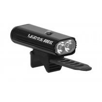 Lezyne micro drive pro 800XL voorlicht zwart