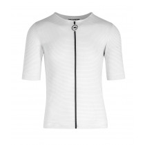 Assos Assosoires Summer Ss Skin Layer - Holy White
