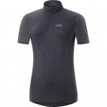 Gore C3 dames fietsshirt met korte mouwen zwart (100043)