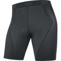 Gore C5 liner korte fietsbroek zwart