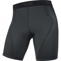 Gore C3 + liner korte fietsbroek zwart