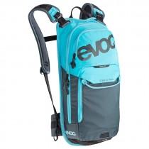 EVOC Stage Backpack 6L + 2L Reservoir Neon Blue Slate