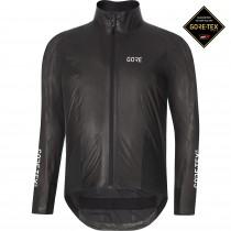 Gore c7 gore-tex shakedry stretch fietsjack zwart