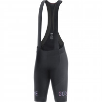 Gore Wear Long Distance Bib Shorts+ Womens - Black
