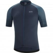 Gore C5 Cancellara Jersey - orbit blue/deep water blue