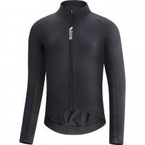 Gore C5 Thermo Jersey - black/terra grey