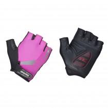 GripGrab progel fietshandschoen hi-vis roze