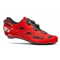 Sidi Shot matt race fietsschoenen mat rood