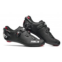 Sidi wire 2 carbon matt race fietsschoen mat zwart