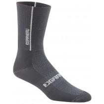 GARNEAU Course Socks Black Pastel