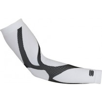 SPORTFUL 2nd Skin Arm Warmer White Black