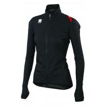 Sportful hot pack norain w dames regenjack zwart