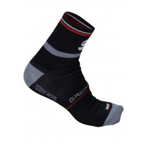 SPORTFUL Gruppetto Wool 12 Sock Black Red