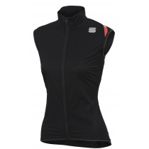 Sportful hot pack 6 w dames windvest zwart