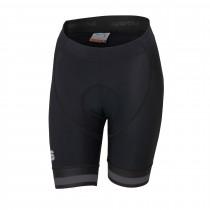 Sportful bodyfit classic dames korte fietsbroek zwart