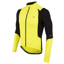 PEARL IZUMI Select Pursuit Jersey LS Screaming Yellow Black
