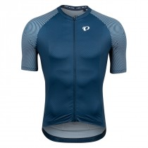 Pearl Izumi Shirt Interval Navy/Wit Bevel