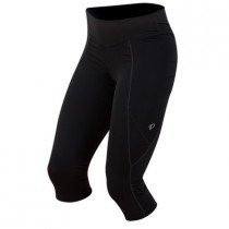 PEARL IZUMI Sugar Cycling 3/4 Lady Tight Black