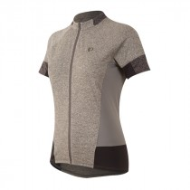 PEARL IZUMI Select Escape Lady Jersey SS Smoked Pearl Parquet
