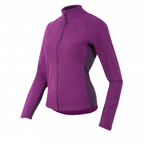 Pearl izumi select escape thermal dames fietsshirt lange mouwen paars