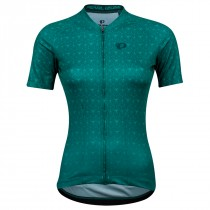 Pearl Izumi Dames Shirt Attack Alpine Green/Malachite
